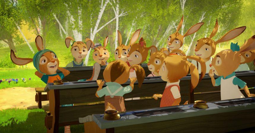 L'Ecole des lapins ce dimanche à l'UGC des 4 Temps pour la «Petite séance»