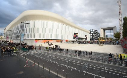 Supercross à la U Arena : attention aux restrictions de circulation et stationnement