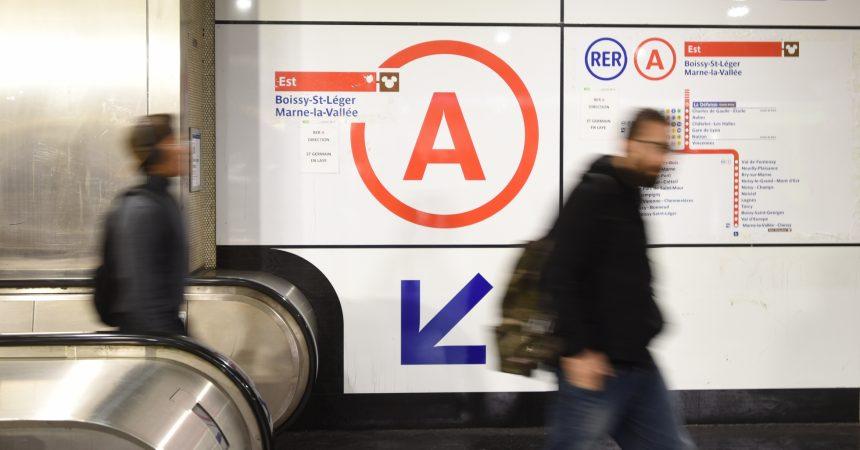 RER A : le trafic entre La Défense et Auber ne reprendra finalement pas jeudi matin