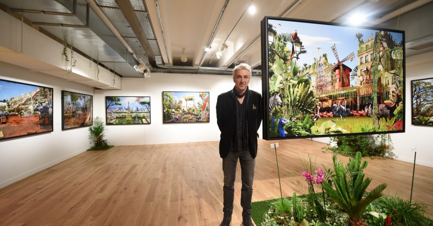 « Make Our Planet Green Again », l'exposition post-humanité où la nature reprend ses droits