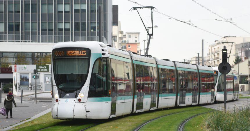 Ce weekend le tramway T2 s'arrête entre Suresnes Longchamp et Les Moulineaux
