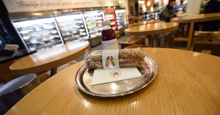 Pret A Manger va bientôt descendre dans la gare de La Défense