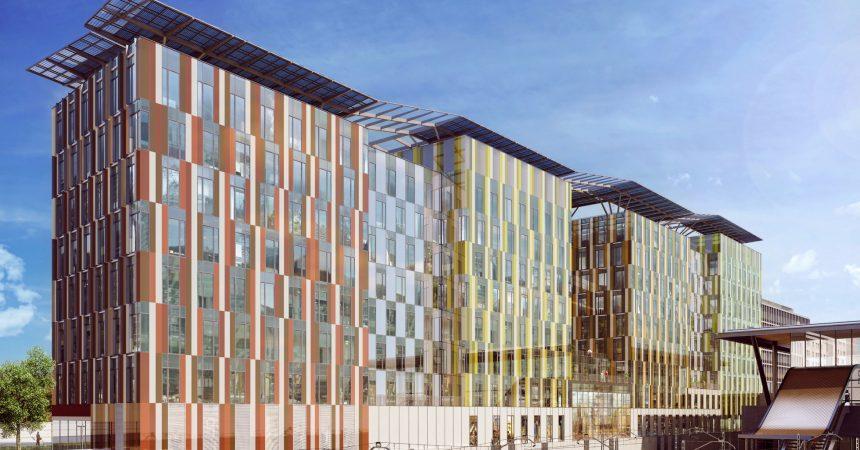 L'assureur AG2R La Mondiale acquiert l'immeuble Upside à Nanterre