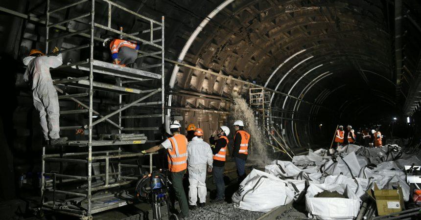 Retour sur l'incroyable bourde qui a noyé le tunnel du RER A
