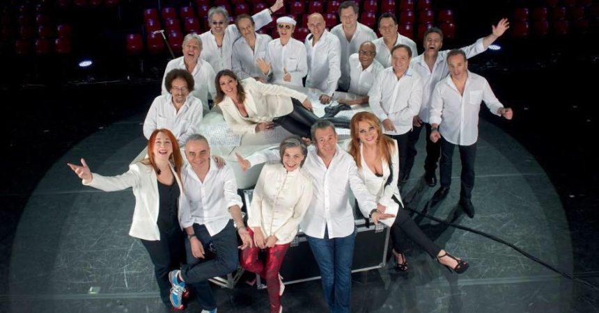 Avant son concert à la U Arena, la troupe de Stars 80 sera de passage aux 4 Temps