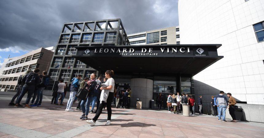 L'EMLV du Pôle Léonard de Vinci lance un programme MSc «Full English»