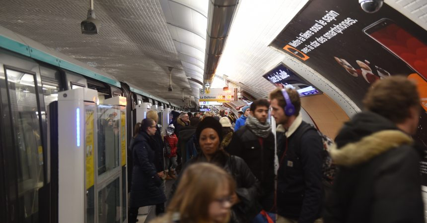 Pour la Saint-Sylvestre les transports en commun fonctionneront toute la nuit