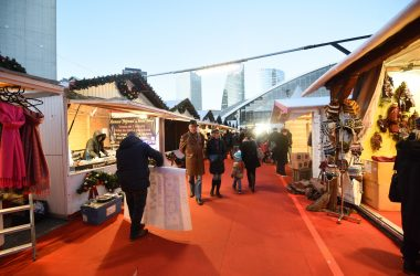 Le marché de Noël de La Défense s'achève sur un bilan positif