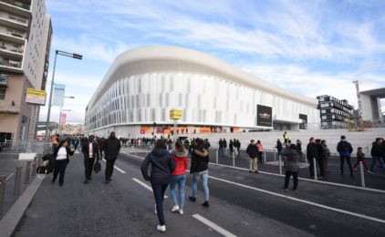 Des restrictions de circulation autour de la U Arena ce dimanche à l'occasion de Racing 92 – Munster