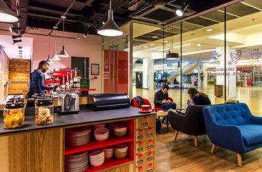 Anticafé, l'espace qui allie coworking et détente