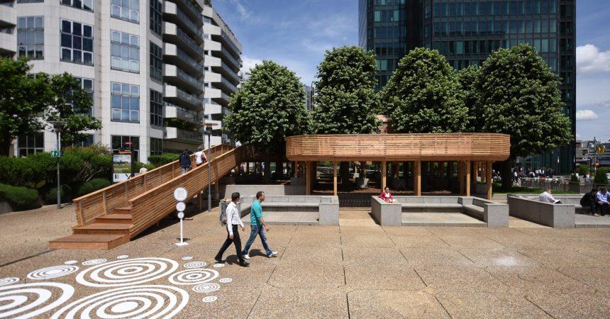 Paris La Défense lance un appel à projet pour l'édition 2019 de Forme Publique
