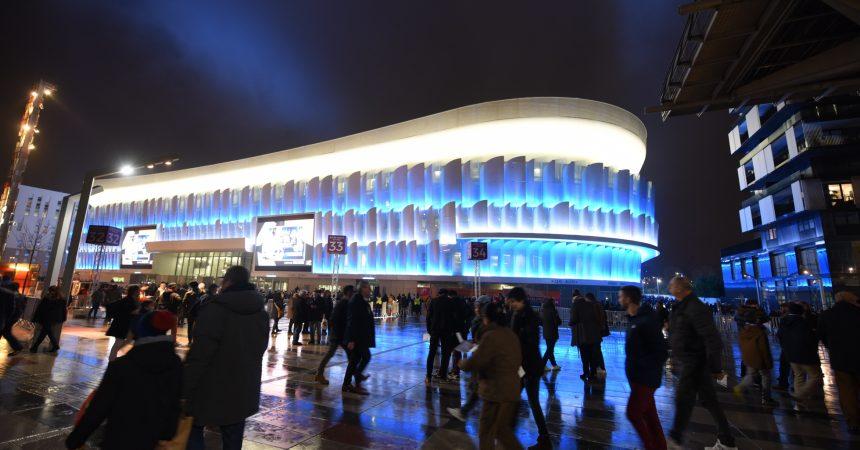 Des restrictions de circulation autour de la U Arena ce dimanche à l'occasion de Racing 92 – Clermont