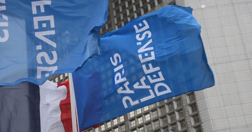 Paris La Défense prend son envol