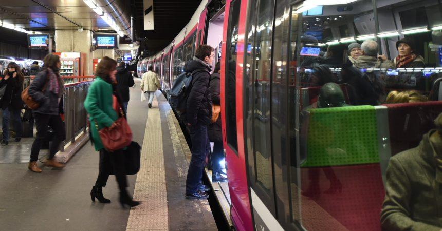 Ligne L du Transilien : pendant quatre jours les trains s'arrêtent entre Paris et La Défense après 22h30