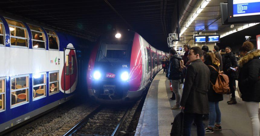 Trois semaines de travaux nocturne sur les lignes L et U du Transilien