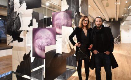 Sacha Haillote et Rodolphe Barsikian composent un duo artistique inédit à l'Alternatif