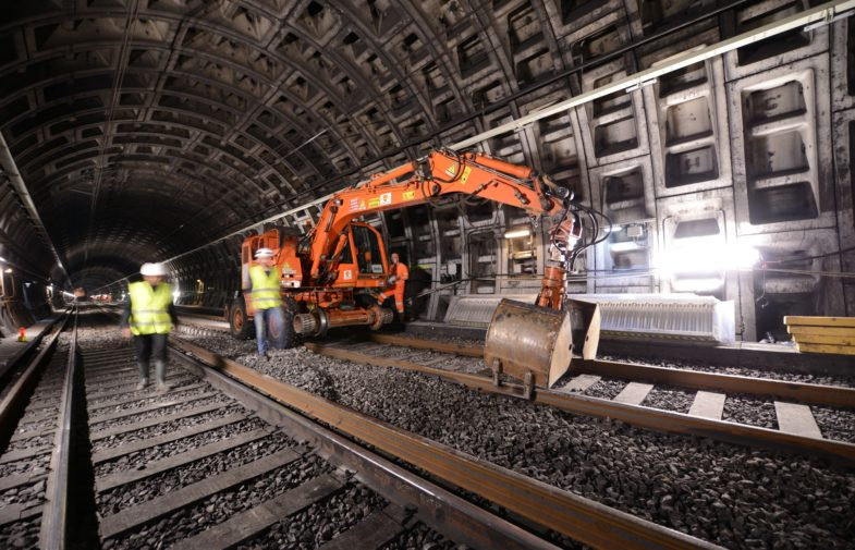 Travaux du RER A : cet été la ligne sera fermée du 28 juillet au 26 août entre La Défense et Nation