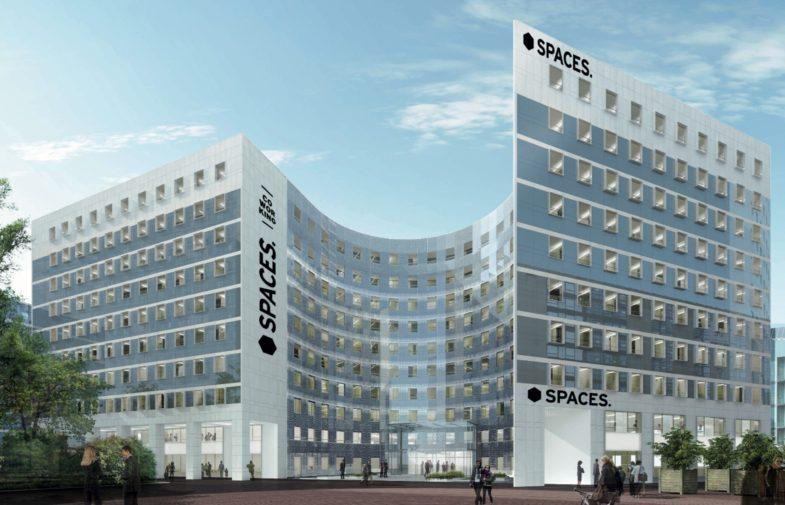 Spaces, le centre de coworking géant qui va s'ouvrir à La Défense
