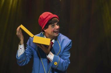 Le Cirque Bouglione va enchanter les 4 Temps
