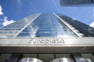 La tour Europlaza cherche à se remplir de nouveaux locataires