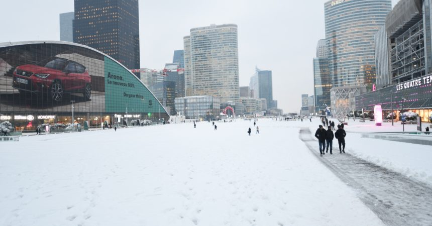 Un nouvel épisode neigeux attendu pour vendredi