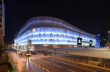 La U Arena en lice pour être le stade de l'année 2017