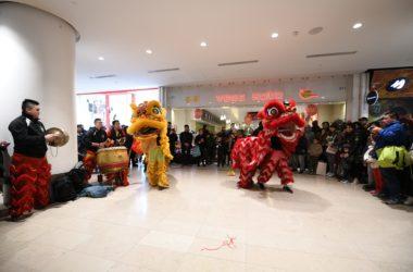 Aux 4 Temps on fête le nouvel an chinois