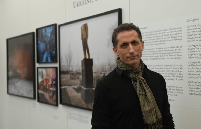 «Pour Mémoire», l'exposition de Guillaume Herbaut à l'Arche du Photojournalisme