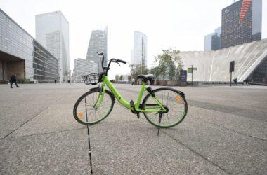 Gobee.bike met fin à ses vélos flottants à Paris