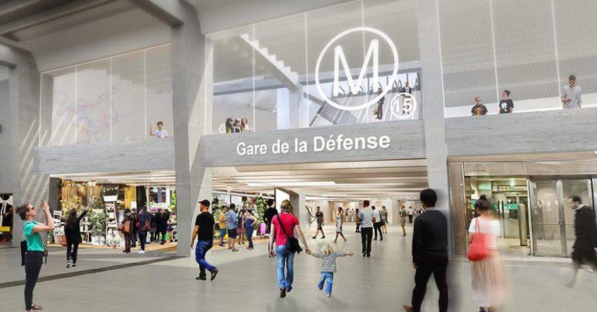 Grand Paris Express : la ligne 15 Ouest qui doit passer par La Défense repoussée à 2030