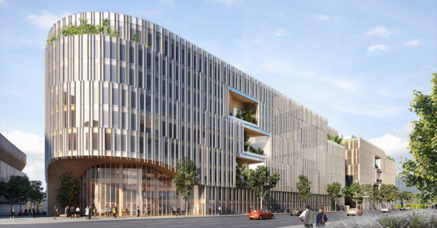 TechnipFMC va quitter sa tour en béton pour un immeuble en bois