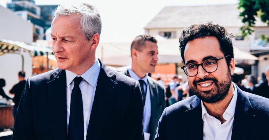 Bruno Le Maire et Mounir Mahjoubi à La Défense ce vendredi pour inaugurer le Swave