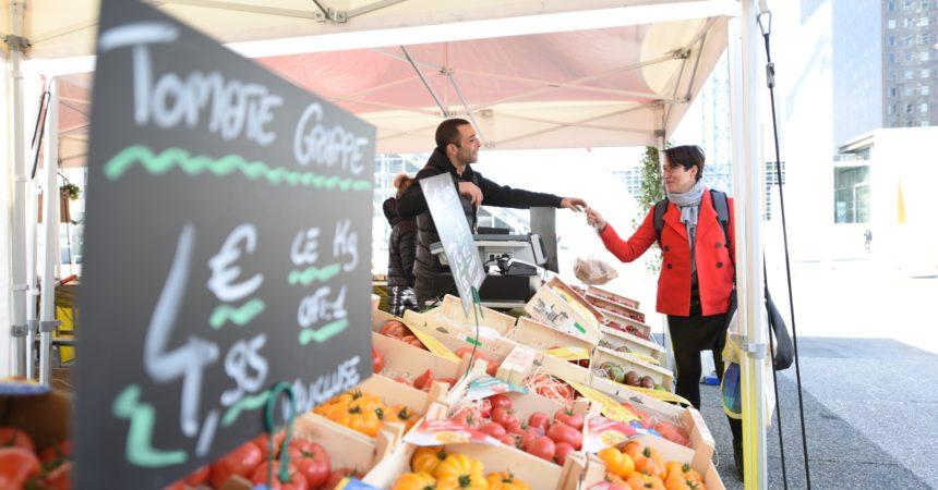Paris La Défense cherche un nouvel organisateur pour son marché
