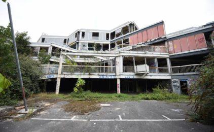 Et si la Métropole du Grand Paris redonnait vie à l'école d'architecture de Nanterre, aujourd'hui à l'abandon ?