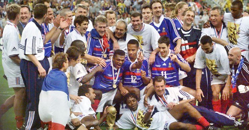 Vingt ans après, les joueurs de France 98 disputeront un match de gala à la U Arena
