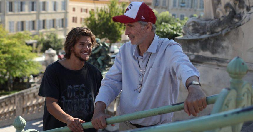 Thierry Lhermitte à l'UGC de La Défense ce mardi pour son nouveau film «La Finale»