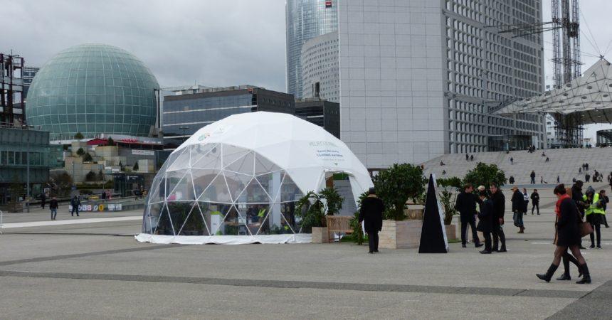 L'Ecolabel fête ses 25 ans à La Défense