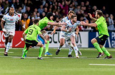 Le Racing 92 remporte son premier derby à la U Arena face au Stade Français