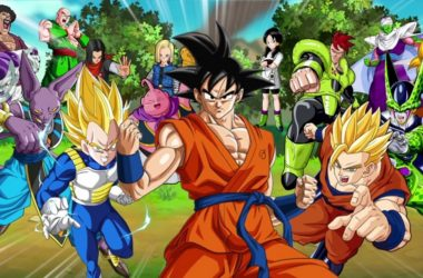 Le centre commercial des 4 Temps adopte l'univers de Dragon Ball Z