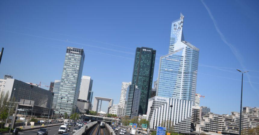 Un début d'année timide sur le front du marché immobilier de La Défense