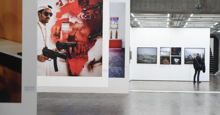 Plus que quelques jours pour découvrir «Pour Mémoire», l'exposition de Guillaume Herbaut à la Grande Arche