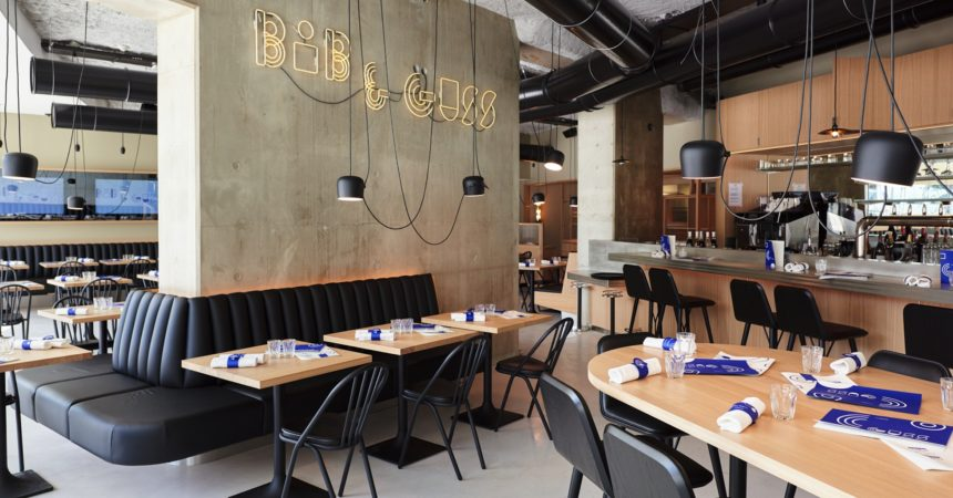 BIB & GUSS, la nouvelle brasserie d'Alain Ducasse à la U Arena