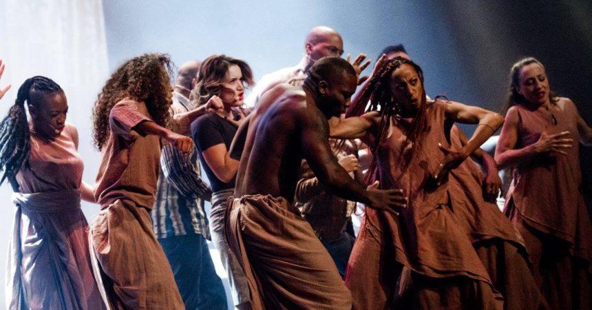 Le musical Madiba de passage aux 4 Temps ce dimanche