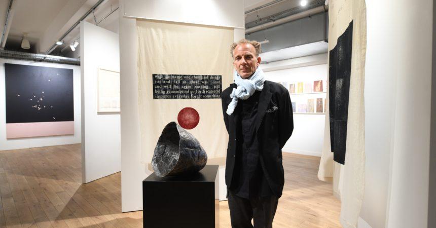 """""""I have forgotten how it is I belong among blossoms and birds» l'expo d'Auguste Garufi est à découvrir à l'Alternatif"""
