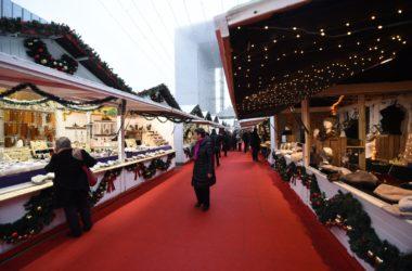 La Défense cherche un organisateur pour son marché de Noël