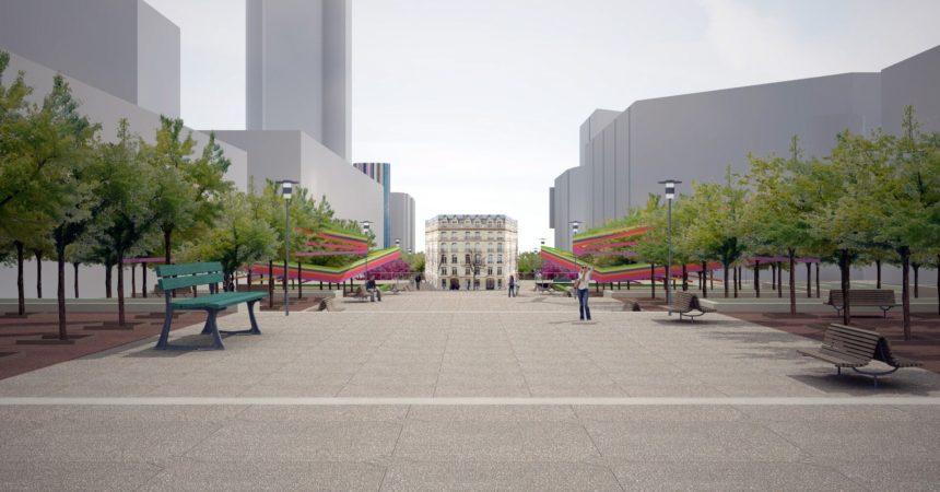 Pour ses soixante ans La Défense va s'offrir un parcours artistique