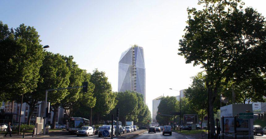 Hekla : à la Rose de Cherbourg on prépare le terrain pour la future tour Jean Nouvel
