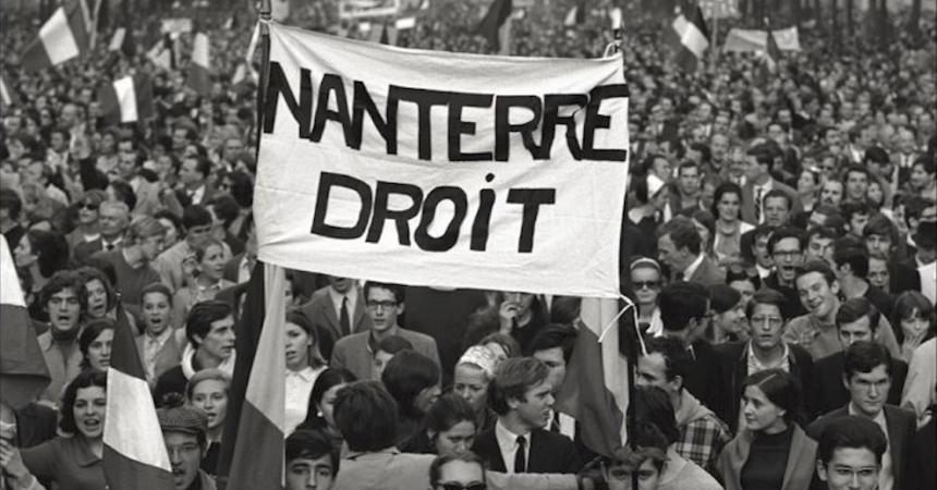 Mai 68, qu'en reste-t-il ? La ville de Nanterre ouvre le débat