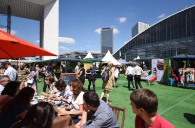 Le village d'été «Les Estivales» va réinvestir le parvis de La Défense