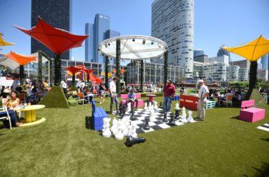 L'Été de Paris La Défense promet d'être green